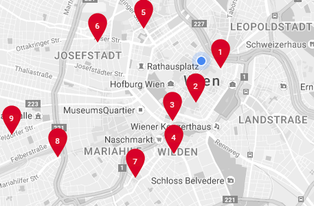 Store Locator - Apparecchi acustici Signia