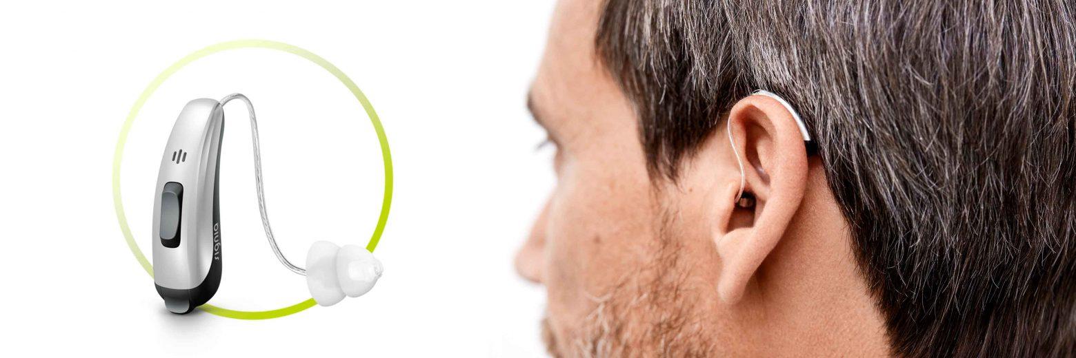 """Signia Nx mit OVP™ bedeutet laut Testbericht """"große Klangqualität"""""""