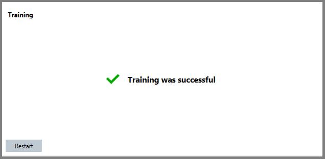 fig4 training successful