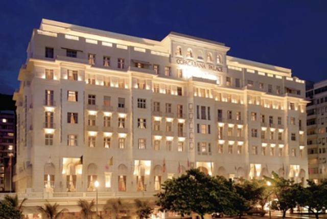 Belmond Copacabana Palace Hotel 2